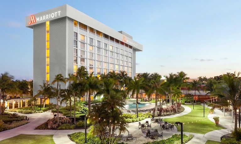 Miami Airport Marriott Hotel